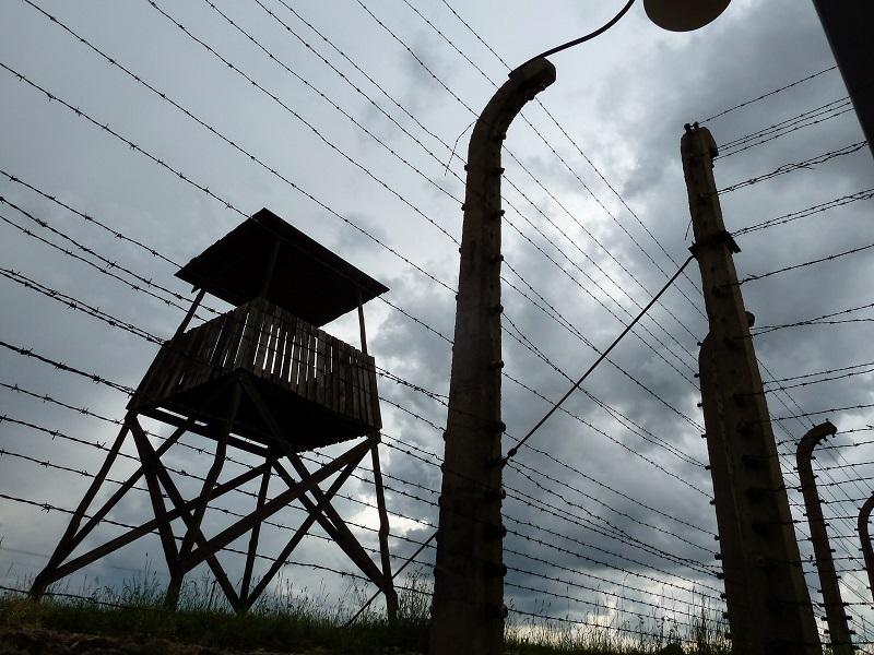 Auschwitz-Birkenau:(wikipedia: Jacomoman)