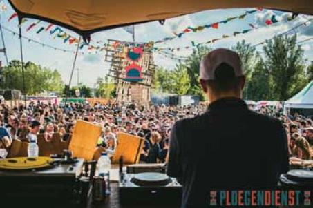 Sfeerimpressies van het Ploegendienst Festival in Breda. Fotografie: Ploegendienst Festival.
