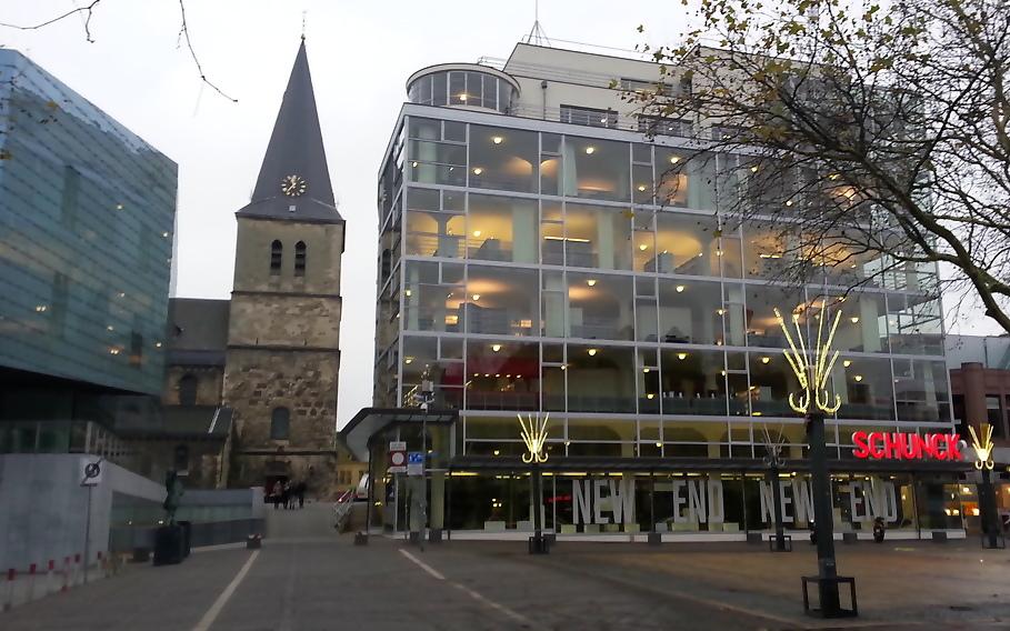 Heerlen Schunck Foto Het geluk van Limburg