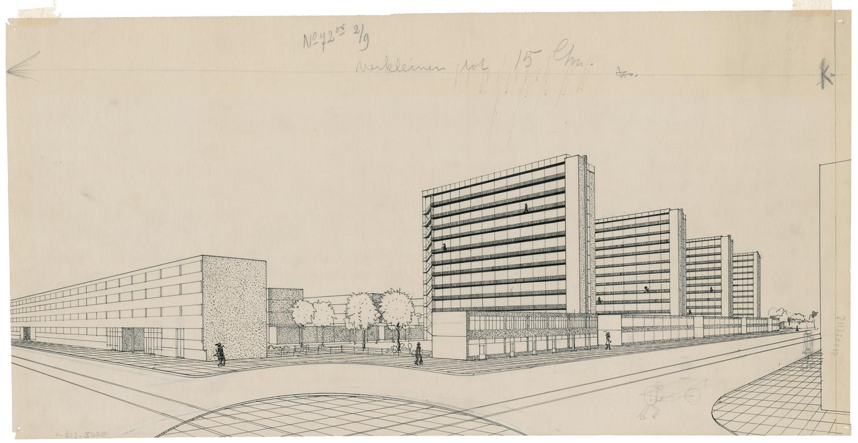 De 'Optimum' arbeiderswoningen werden ontworpen als de ideale woonomgeving voor gezonde, actieve burgers