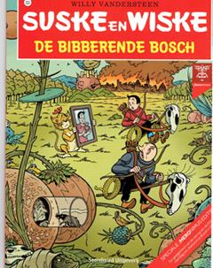 Suske en Wiske special rond Bosch