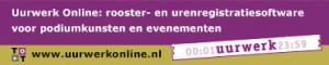 Uurwerk Online banner