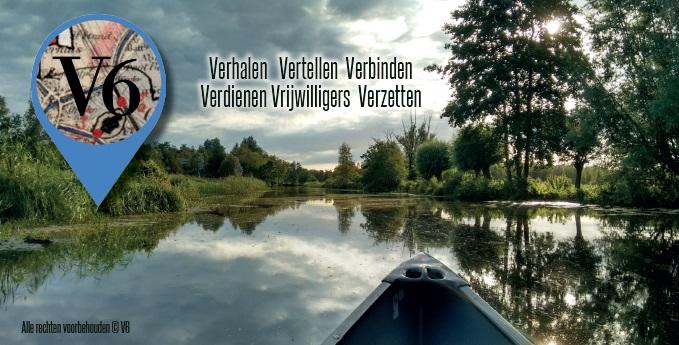De vele levens van de Waterlinie Een nieuwe methodiek voor erfgoedgebruik en –herbestemming V6 is een methode om erfgoed bottom up te verbinden met bewoners en bezoekers.