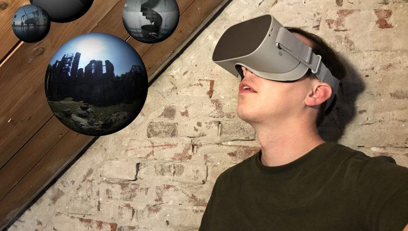 Tijdreizen in erfgoed komt steeds dichterbij met Virtual Reality het voorbeeld van SlotLab