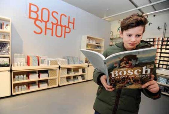 De magie van Bosch Oude schilders, nieuwe citymarketing