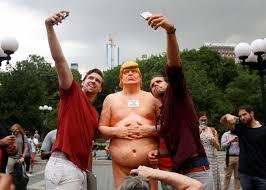 Trump tourism