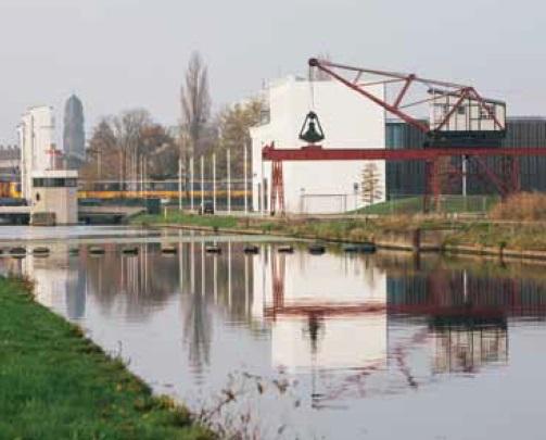 De kanaalzone to Helmond. Fotografie: Pim Geerts