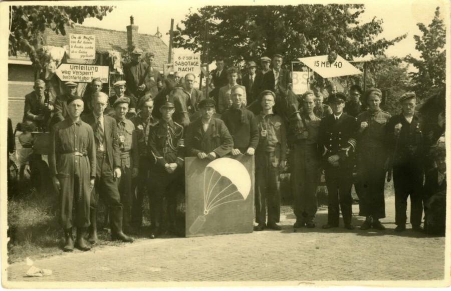 Verzetsgroep in Botshol