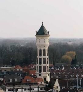 Watertoren Roosendaal. Fotografie: Pim Geerts